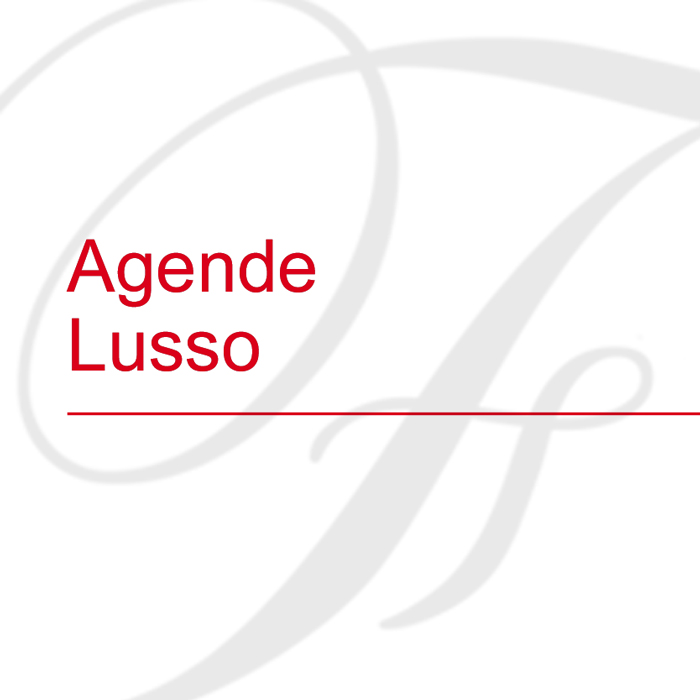 Agende Lusso 2021